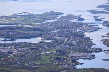 Part of brønnøysund