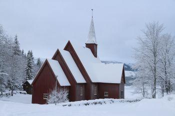 Nøstvik kirke
