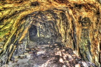 Tunnel i Skarsåsen  - Foto: Gunnar E Nilsen