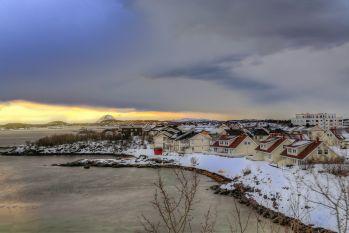 Fra Skarsåsen mot Kløvermark