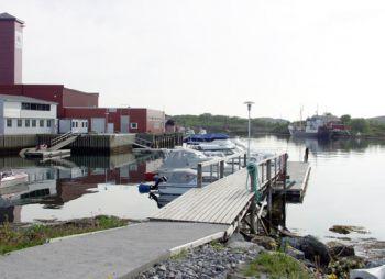Toft Havn, Toftsundet