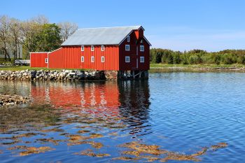 """Rørøy """"Handelssted"""""""