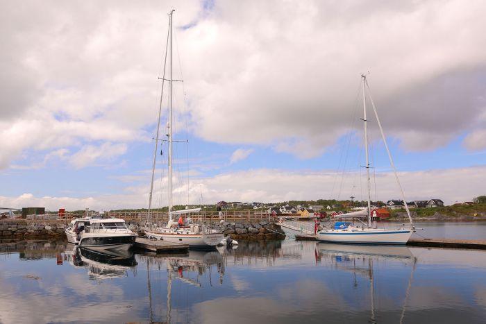 Brønnøysund Sentrum, Midthavna